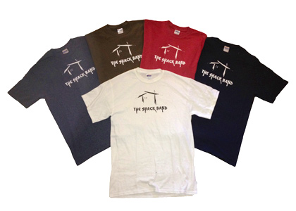 Shack Band T-Shirts
