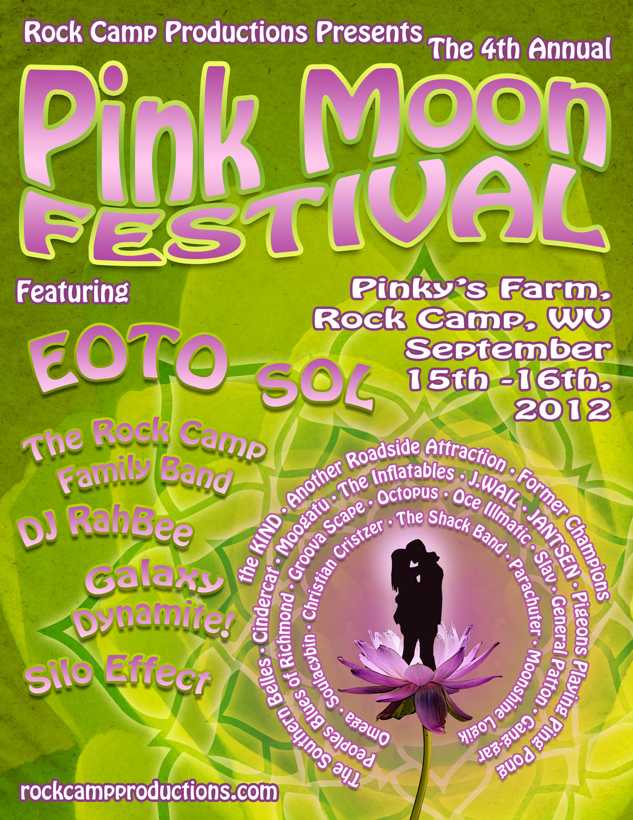 Pink Moon Festival This Weekend