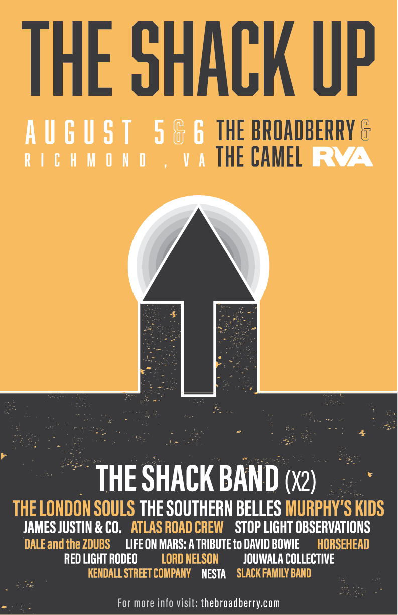 The Shack Up Final Poster